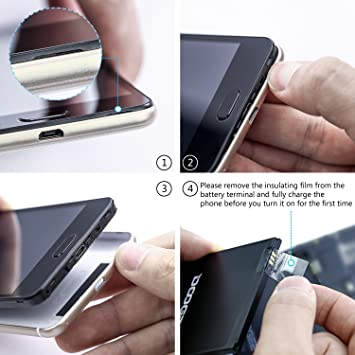 Smartphone Ohne Vertrag, DOOGEE X20L Dual SIM 4G-LTE: Amazon.de ...