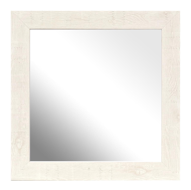 Inov8 Spiegel Rahmen Treibholz 12 x 12, 1, weiß: Amazon.de: Küche ...