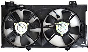 DEPO 316-55021-040 Replacement Engine Cooling Fan Assembly (This product is an aftermarket product. It is not created or sold by the OE car company)
