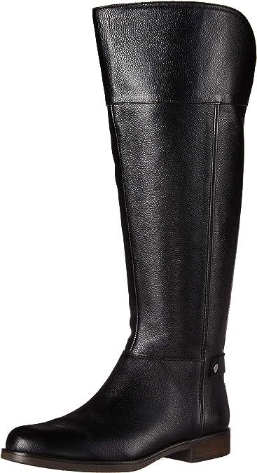 Christine Wide Calf Riding Boot