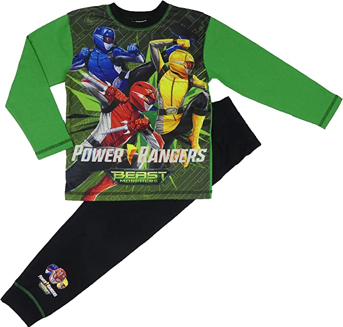 Power Rangers PyjamasBoys Power Rangers Pyjama SetKids Power Ranger PJs