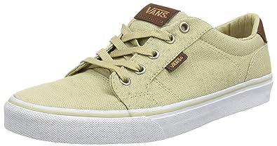 vans herren sneaker beige