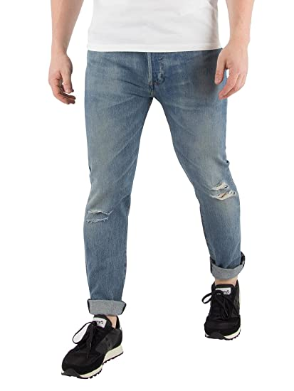 c9f7b187 Levi's Men's 501 Skinny Jeans, Blue: Amazon.co.uk: Clothing