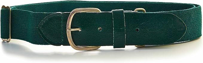 Amazon.com: BSN Sports Baseball Belt, Kelly Green, One Size: Clothing