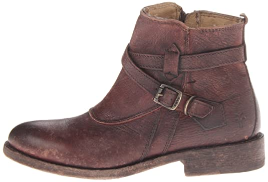 FRYE Jayden Cross, Desert Boots Femme, Marron (Dark Brown), 39 EU