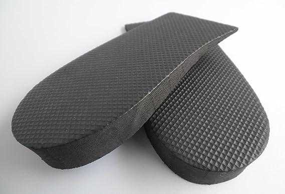 足の負担を軽減 かかとアップ ハーフインソール 2cmアップ