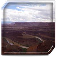 Cloudy Rocks HD - Enjoy the FREE beautiful Rocky scene on your TV Screen
