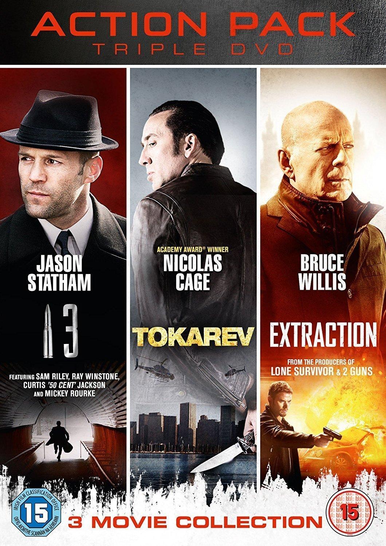 Amazon Com Action Triple Tokarev 13 Extraction Dvd Movies Tv