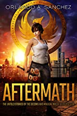 AFTERMATH-Decons and Magical Nulls-Elite Division Book 1: The Untold Stories of the DAMNED Kindle Edition