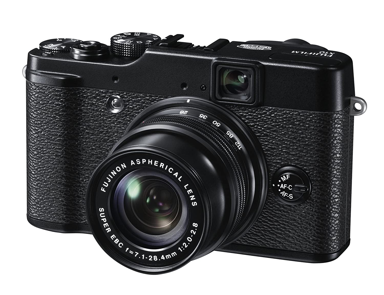 Fujifilm X10 Digital Camera - 2.8 inch LCD Screen: Amazon.co.uk: Camera &  Photo
