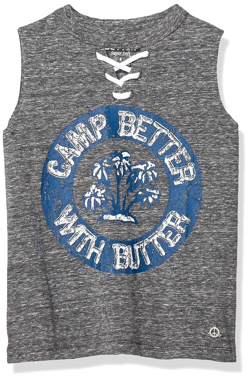 Butter Girls Sleeveless Fashion Tank Top
