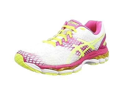 asics gel-nimbus 17 chaussures de running entrainement femme