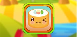 Sushi Paradise - Match 3 Game from Jelly Bear Games