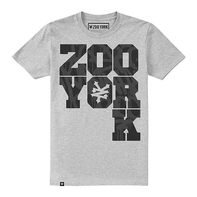 Zoo York Graffiti Stack, Camiseta para Hombre: Amazon.es: Ropa y accesorios