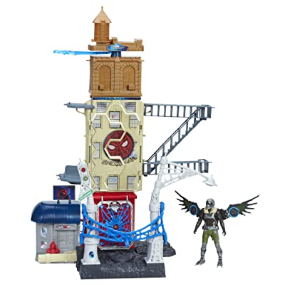 Spider-Man: Homecoming Vulture Attack Set: Hasbro: Toys & Games