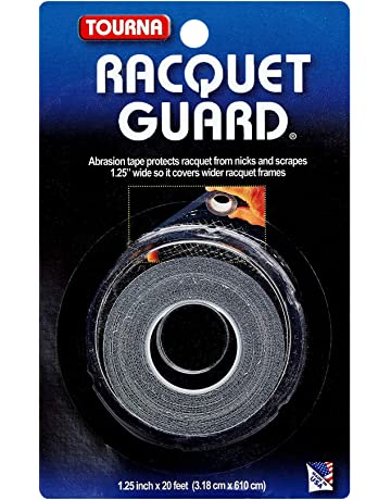 TOURNA Racquet Guard Tape Wide (1.25-inches)