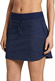 Jockey Women's Activewear Drawstring Skirt