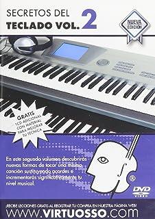 Virtuosso Musical Keyboard Method for Beginners Vol.2 (Curso De Teclados Para Principiantes Vol