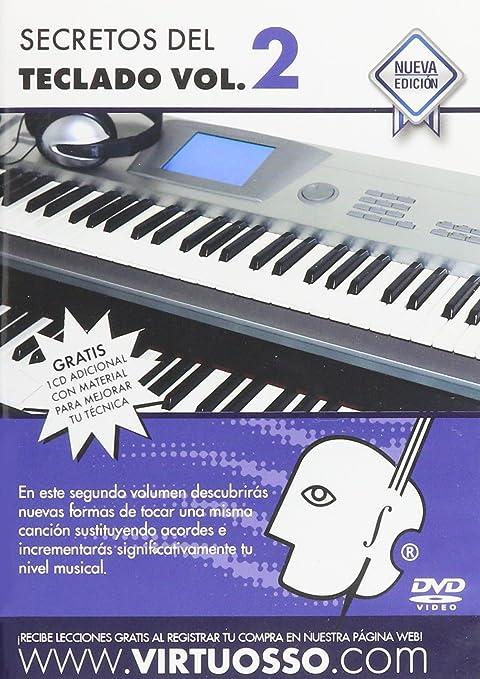 Amazon.com: Virtuosso Musical Keyboard Method for Beginners Vol.2 (Curso De Teclados Para Principiantes Vol.2) SPANISH ONLY: Musical Instruments