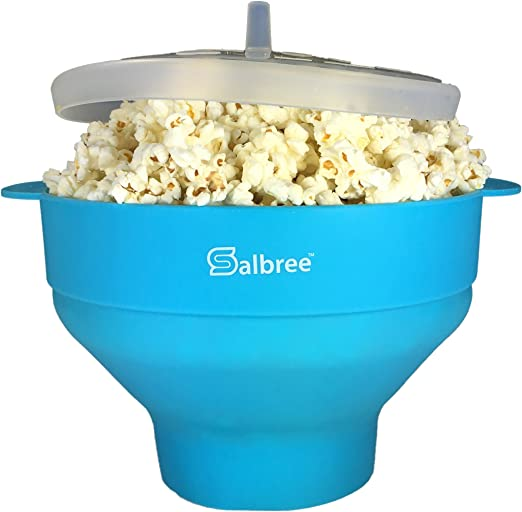 Amazon.com: Salbree Popper de palomitas de maíz de ...