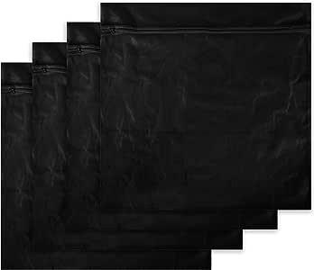 Amazon.com: Juego de 4 bolsas de lavandería de viaje, de ...