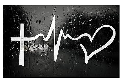 Amazon Faith Hope Love Vinyl Decal Sticker Car Window Wall