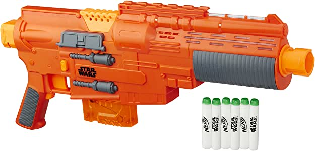 Star Wars Rogue One Nerf Sergeant Jyn Erso Deluxe Blaster