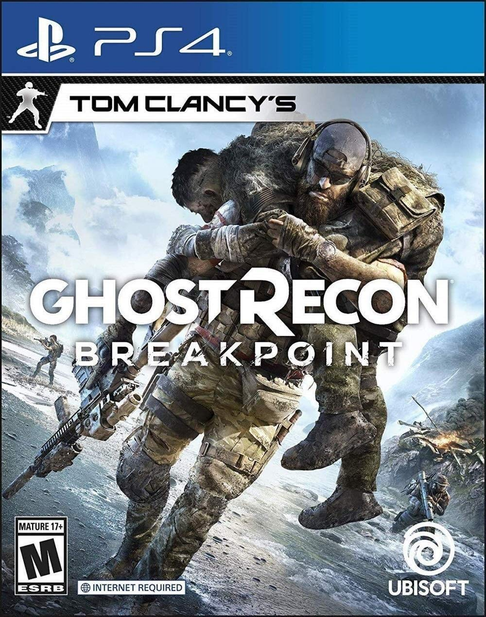 Amazon discounts Ghost Recon Breakpoint, Indivisible & Neverwinter Nights