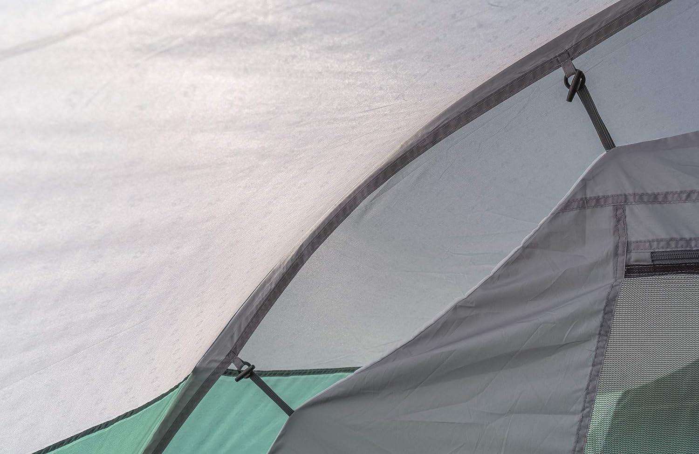 Outwell Vigor 3 Zelt Green//Grey 420 x 200 x 180 cm