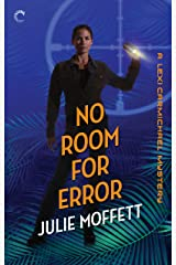 No Room for Error: A Lexi Carmichael Mystery, Book Seven Kindle Edition