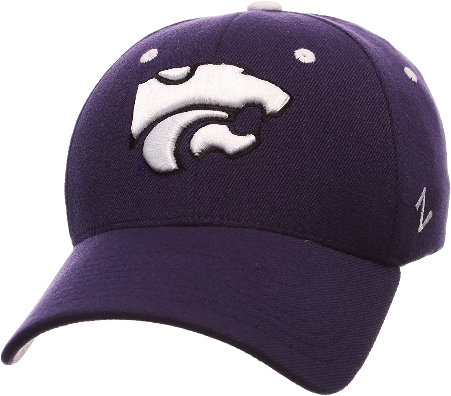 X-Large Primary Team Color NCAA Zephyr LSU Tigers Mens Albatross Performance Hat