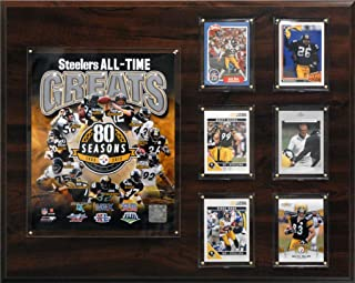 product image for NFL Pittsburgh Steelers 16 x 20-Inch All-Time Great Photo Plaque
