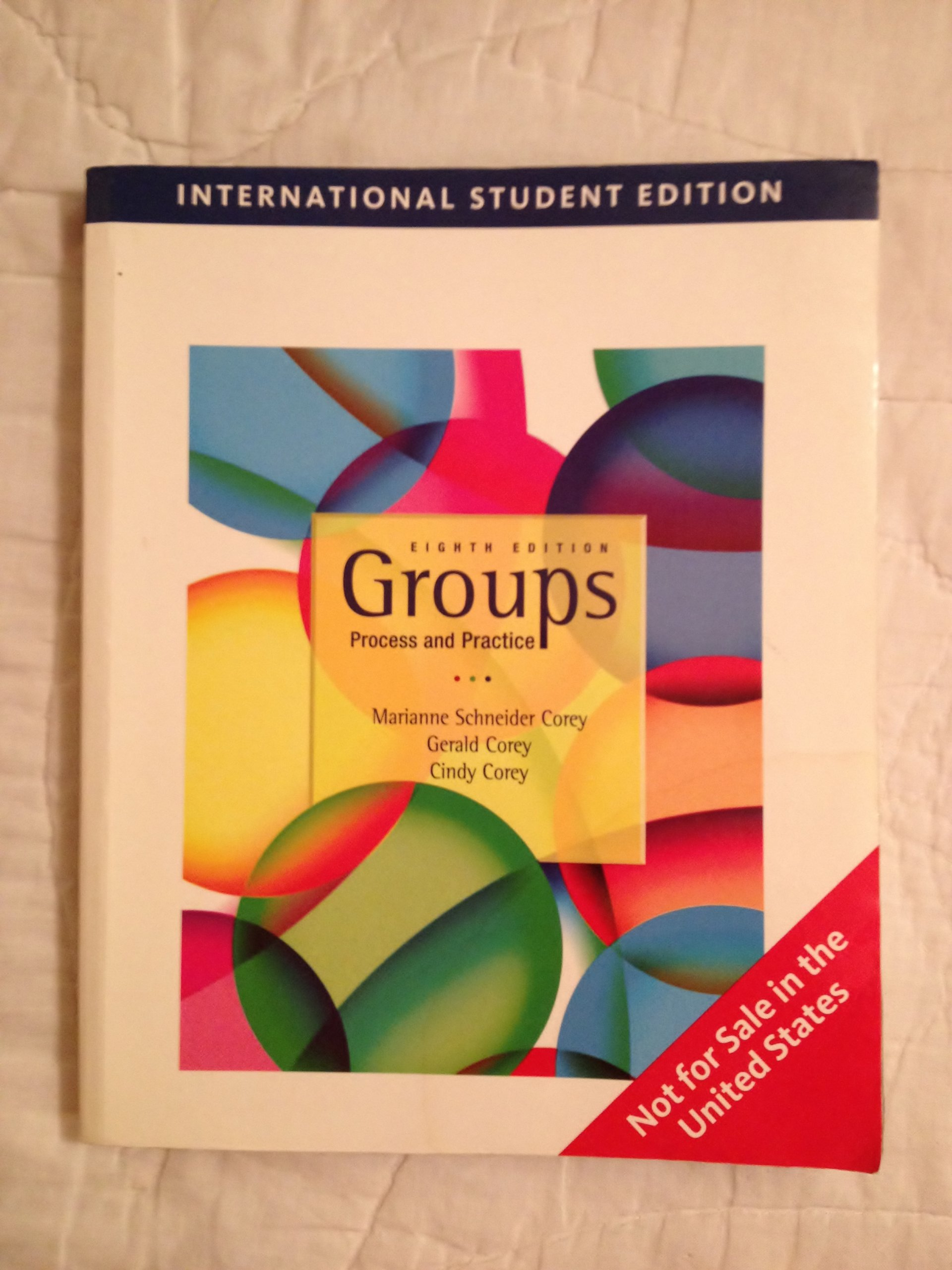 Download Groups; Process and Practice (8th Edition, International Student Edition, ISBN - 9780495600725) PDF