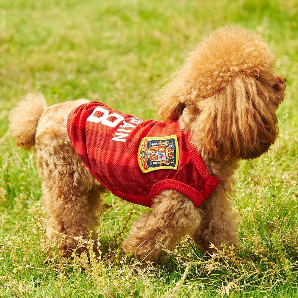 Pet Products New Dog Summer Vest Basketball Teams Puppy T-shirt Spring Small Middle Large Dogs Clothes Xs To 6xl Pet Products Clothing