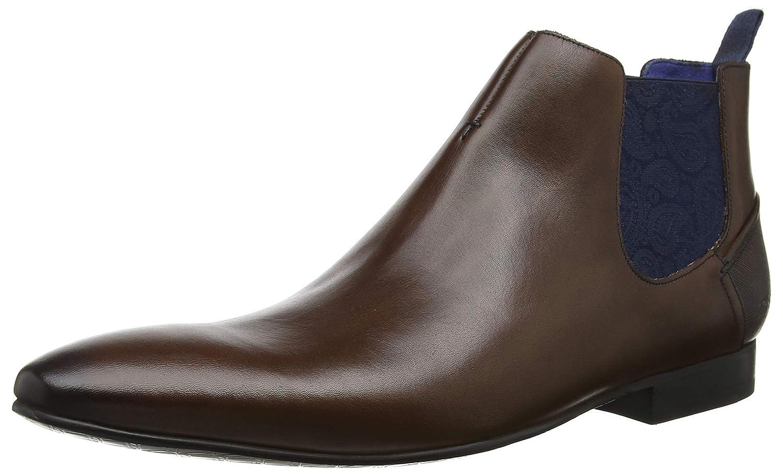 Ted Boots Baker Herren Lowpez Chelsea Boots Ted Schwarz (Brown Brwn) c2b8c3