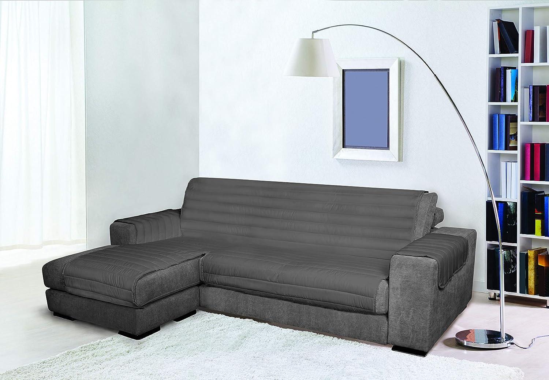 Trendy - Funda cubresofá para sofás con Chaise Longue
