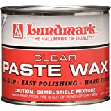 Lundmark Wax LUN-3206P001-6 Not Applicable Paste Wax Clear 6 X 1 LB