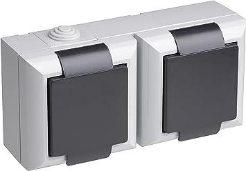 Meister 7417020 Caja de enchufe: Amazon.es: Bricolaje y herramientas