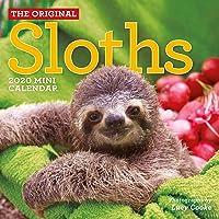 The Original Sloths Mini Calendar 2020