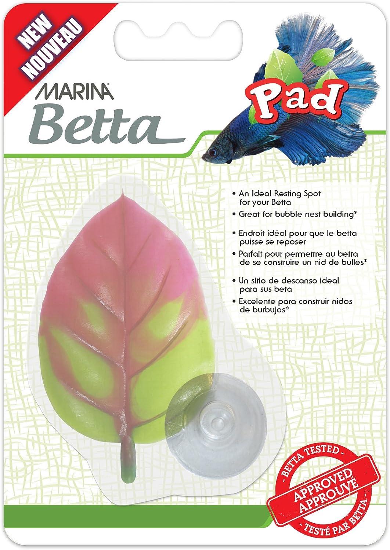 Marina Betta Leaf Pad, Green, 12230