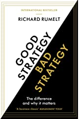 Good Strategy/Bad Strategy: The difference and why it matters (English Edition) eBook Kindle