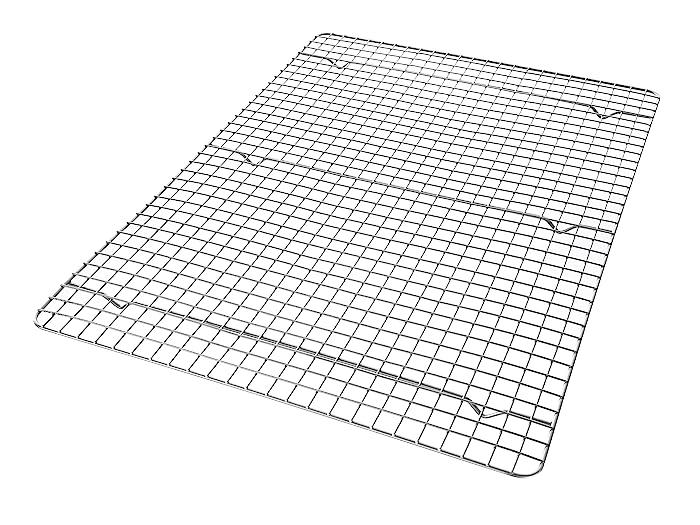 USA Pan 1603CR X-Large Bakeable Nonstick Cooling Rack XL Sheet Metal