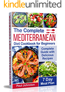 30 Day Mediterranean Diet Challenge Mediterranean Diet Cookbook 30