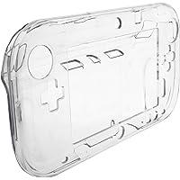OSTENT Funda protectora transparente Crystal Hard Case Carcasa Shell compatible con Nintendo Wii U Gamepad