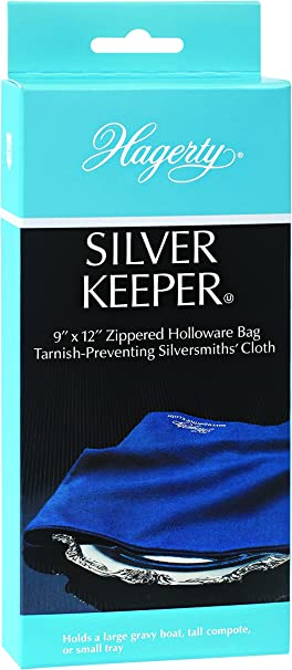 """Hagerty  24/"""" x 30/"""" Zippered Bag to Prevent Tarnish Brand New"""
