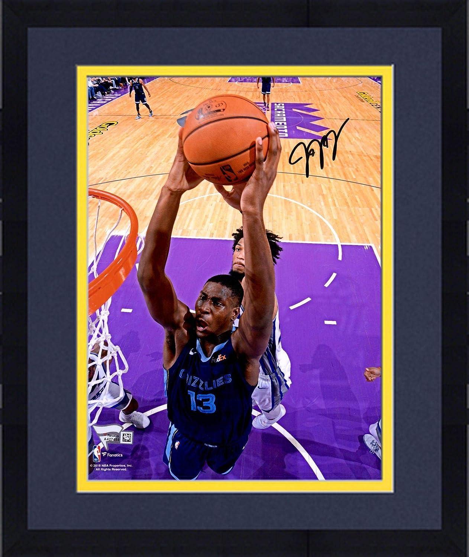 Framed Jaren Jackson Jr. Memphis Grizzlies Autographed 8