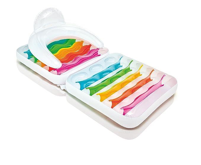Amazon.com: Intex Lounge Silla plegable, multicolor: Toys ...