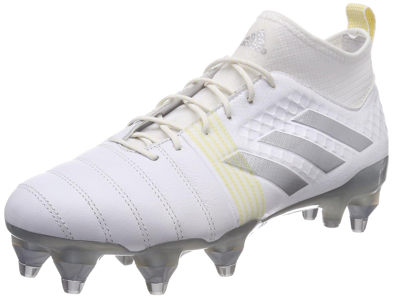Adidas Kakari X Kevlar (SG), Zapatillas de fútbol Americano para Hombre Blanco Plamet/Ftwbla 000 44 EU CM7435