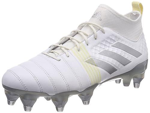 newest 173ca 192b3 adidas Performance Mens Kakari X Kevlar Soft Ground Rugby Boots - 6.5
