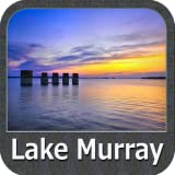 Lake Murray South Carolina GPS Map Navigator